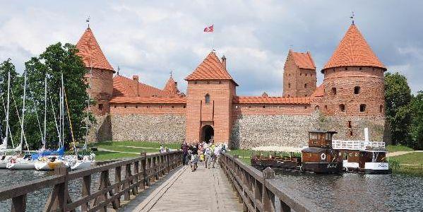 Litwa – TROKI zamek i miasto – WYCIECZKA