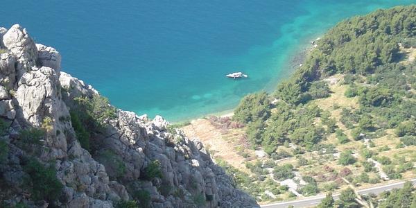 Chorwacja, Dalmacja – nie tylko plaże i Adriatyk – WYCIECZKA po najciekawszych miejscach – Makarska i Omiš
