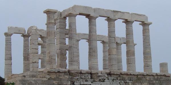 Grecja, WYCIECZKA z Aten na przylądek Sounion do świątyni Posejdona