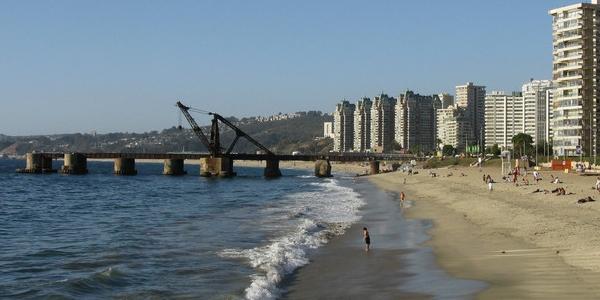 Chile – WYCIECZKA z Santiago de Chile nad Ocean Spokojny do Vina del Mar