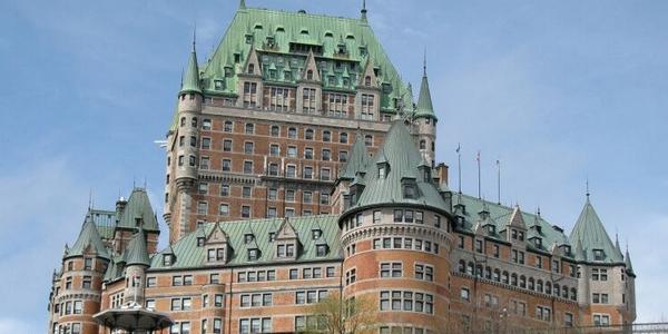 """Quebec czyli """"Francja w Kanadzie"""" – WYCIECZKA do najbardziej europejskiego miasta w Ameryce Północnej"""