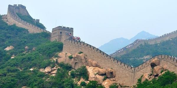 Chiny, WYCIECZKA z Pekinu na Wielki Mur Chiński