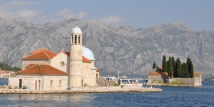Boka Kotorska to jedyny fiord na południu Europy