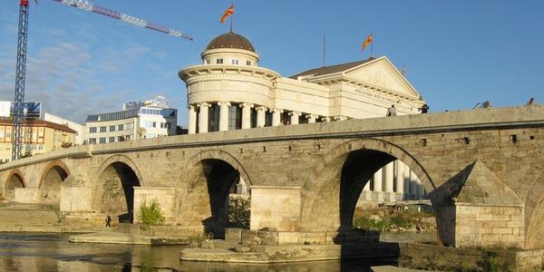 Macedonia, Skopje – stolica Macedonii w budowie – WYCIECZKA i GALERIA zdjęć