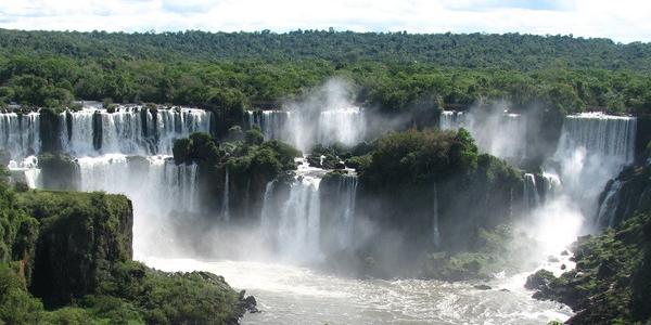 Brazylia – Wodospady Iguazu – GALERIA zdjęć z wycieczki nad Wodospady Iguazu od strony brazylijskiej
