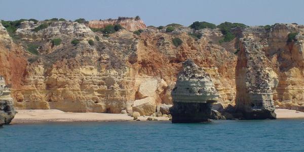Portugalia – wakacje na wybrzeżu Algarve, pobyt w Albufeira – GALERIA zdjęć
