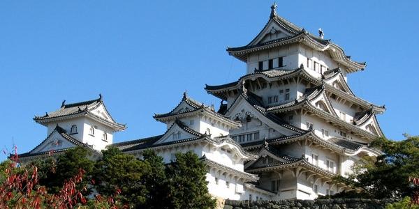 Japonia, zamek Himeji-jo. GALERIA zdjęć z wizyty w średniowiecznym zamku z czasów samurajów.