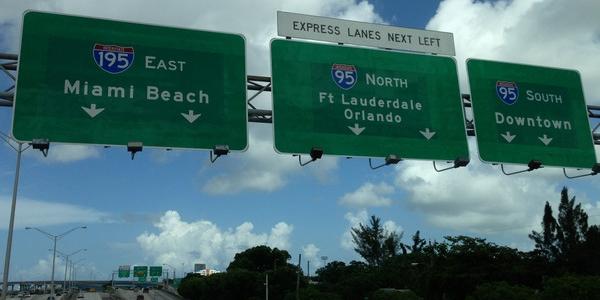 USA, Floryda – Miami, ocean, plaża i WYCIECZKA po mieście
