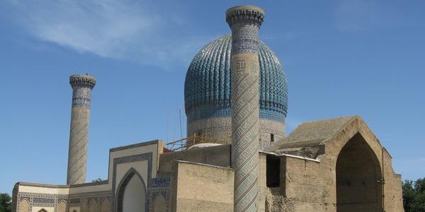 Uzbekistan, Samarkanda – na Jedwabnym Szlaku w stolicy Timura – WYCIECZKA część 2/3