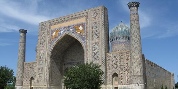 Uzbekistan, Samarkanda – na Jedwabnym Szlaku w stolicy Timura – WYCIECZKA część 1/3